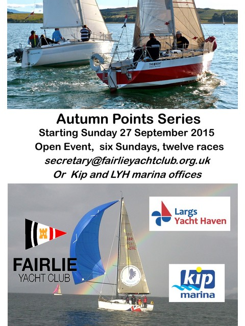 autumn points 2015 flyer